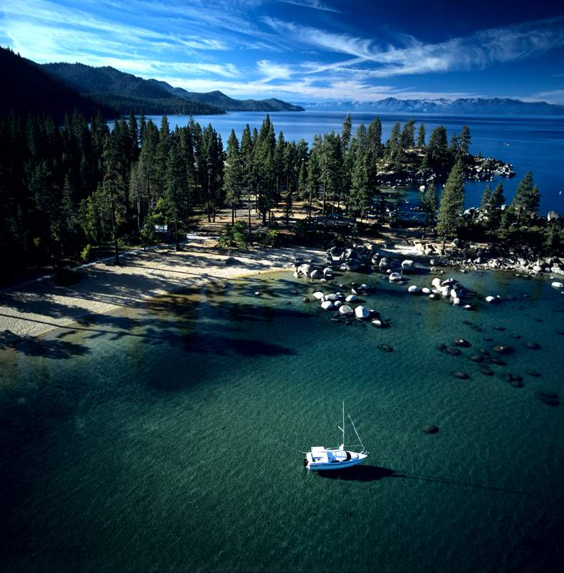 sand harbor tahoe airial sailboat ml2sml